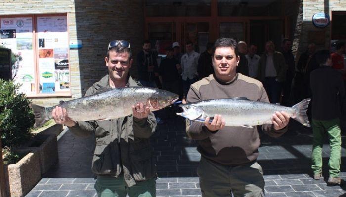 Un fin de semana de pesca y mucho más en A Pontenova
